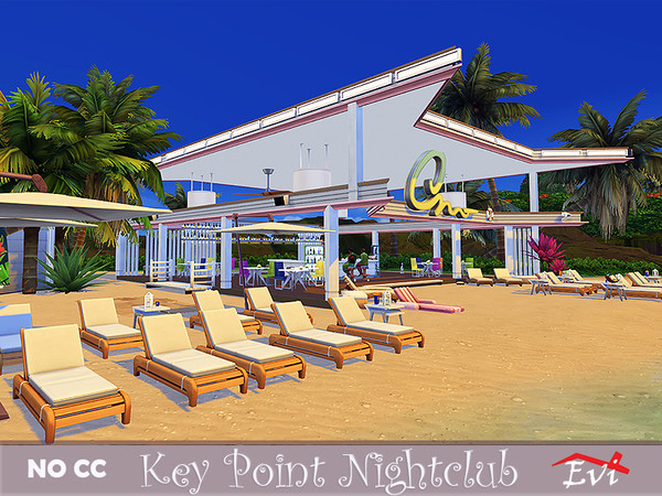 Key Point NightClub by evi at TSR image 1360 Sims 4 Updates