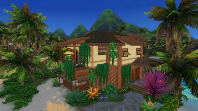 Lagoon Family Home No CC by Caradriel at Mod The Sims image 14810 670x377 Sims 4 Updates