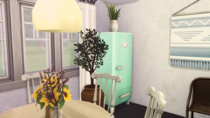 Sims 4 Tiny Kitchen at GravySims