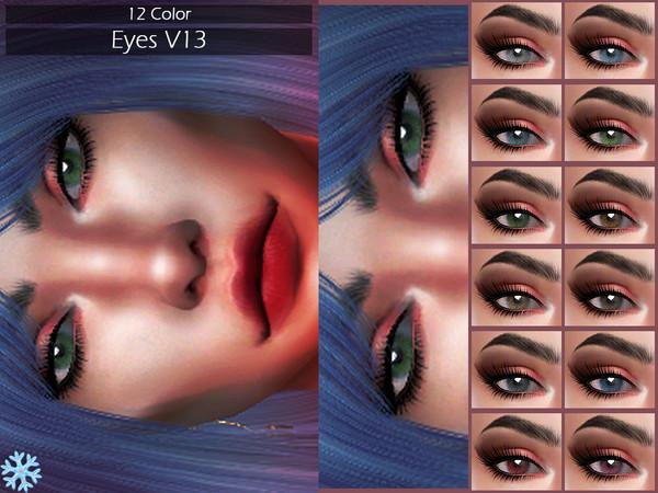 LMCS Eyes V13 by Lisaminicatsims at TSR image 1536 Sims 4 Updates
