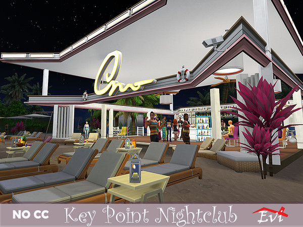 Key Point NightClub by evi at TSR image 1540 Sims 4 Updates