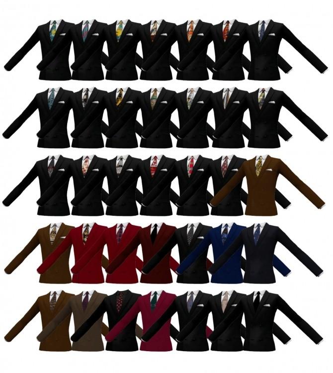 Suit Jacket Redux at EFFIE image 1694 670x750 Sims 4 Updates