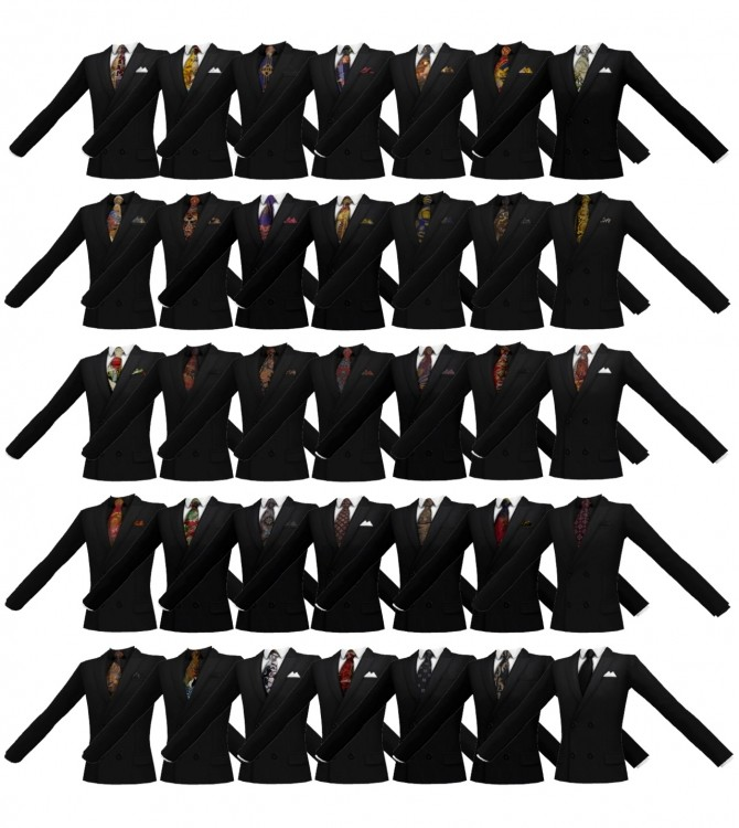 Suit Jacket Redux at EFFIE image 1704 670x750 Sims 4 Updates