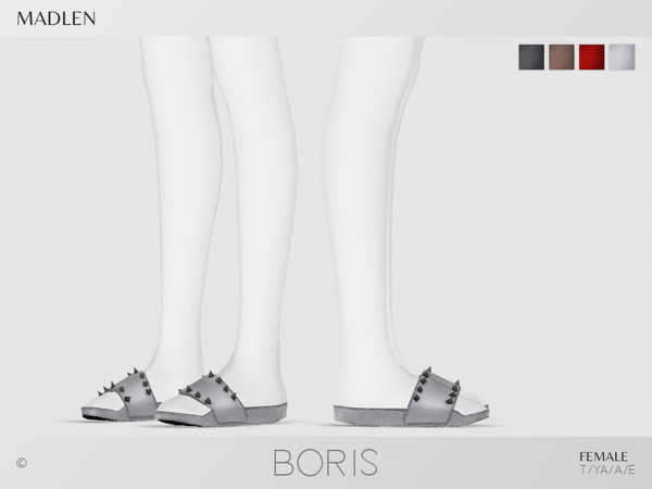 Madlen Boris Shoes by MJ95 at TSR image 1726 Sims 4 Updates