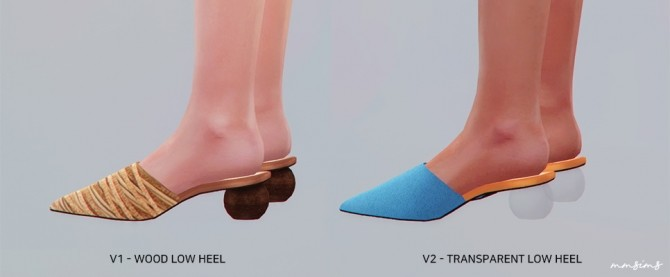 AF Thurx mules at MMSIMS image 1773 670x277 Sims 4 Updates