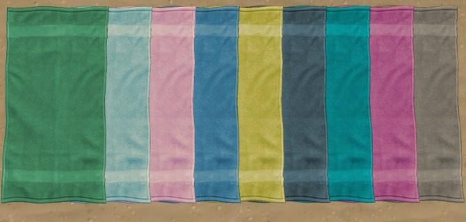 Towels at Alial Sim image 1785 670x320 Sims 4 Updates