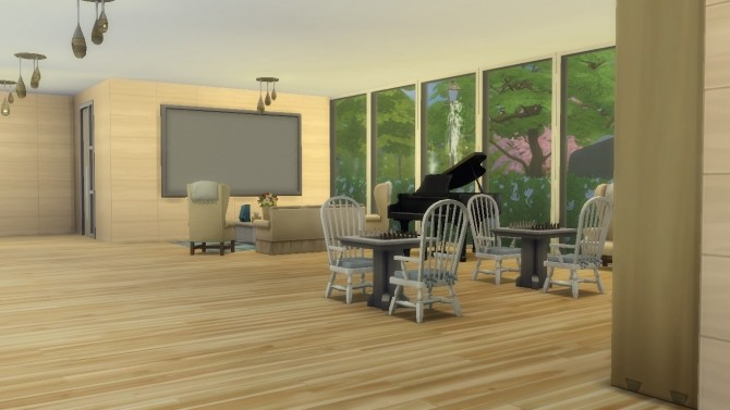 Sims 4 Longwill Old age House by Emyclarinet at Mod The Sims