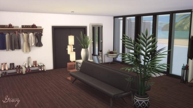Sims 4 Private Island Mansion at GravySims