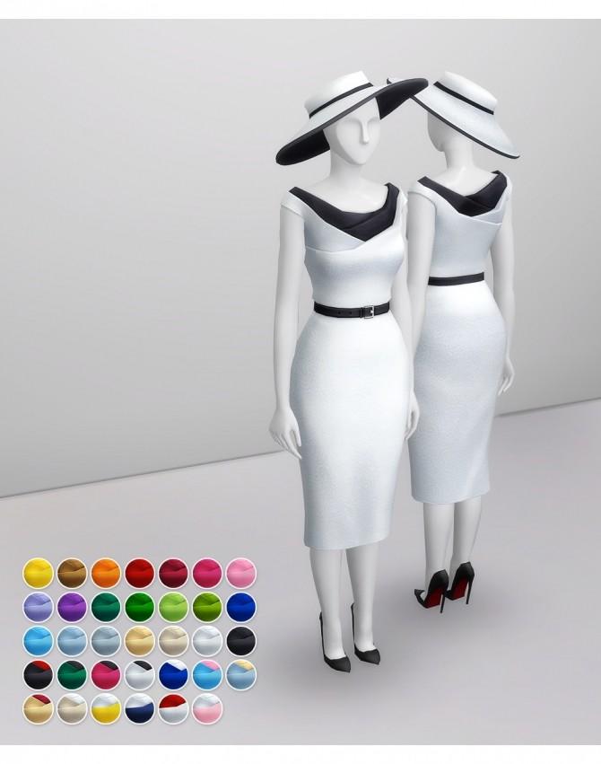 Duchess of Dress III at Rusty Nail image 19110 670x851 Sims 4 Updates