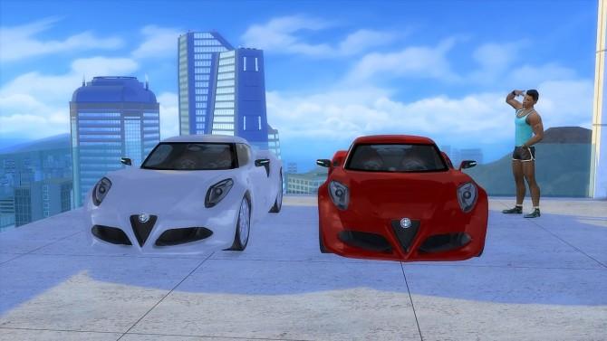 Alfa Romeo 4C Concept at LorySims image 19112 670x377 Sims 4 Updates