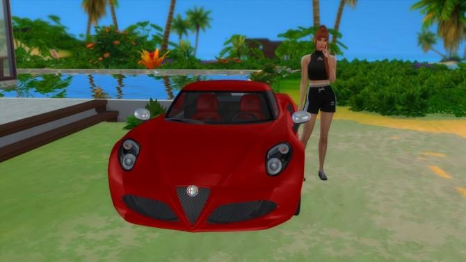 Alfa Romeo 4C U.S. Specs at LorySims image 1965 670x377 Sims 4 Updates