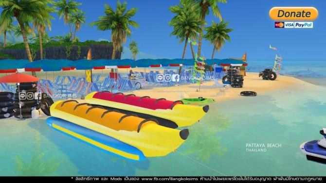 Pattaya Beach (P) at BangkokSims image 203 670x377 Sims 4 Updates