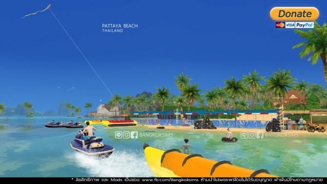 Pattaya Beach (P) at BangkokSims image 205 670x377 Sims 4 Updates
