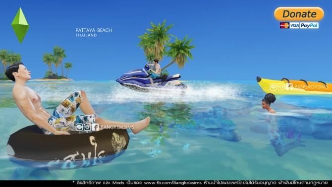 Pattaya Beach (P) at BangkokSims image 206 670x377 Sims 4 Updates