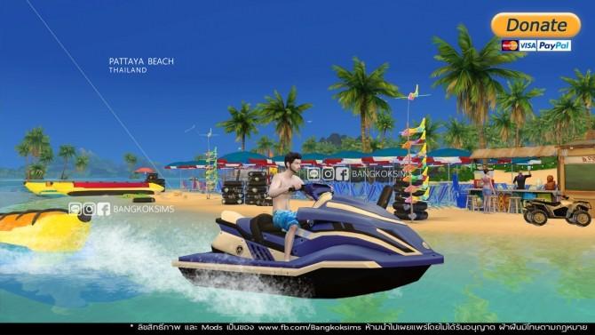 Pattaya Beach (P) at BangkokSims image 207 670x377 Sims 4 Updates