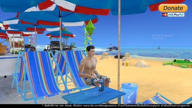 Pattaya Beach (P) at BangkokSims image 208 670x377 Sims 4 Updates