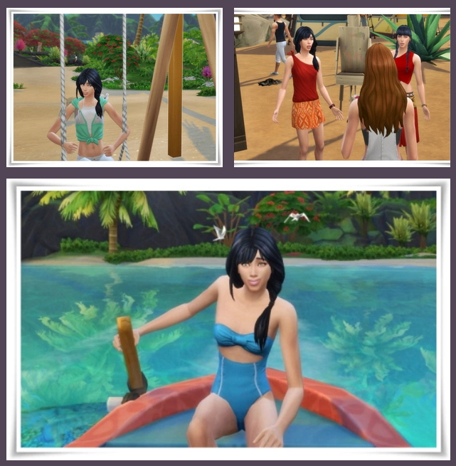 Topsy Tail with Bangs at Birksches Sims Blog image 2133 Sims 4 Updates
