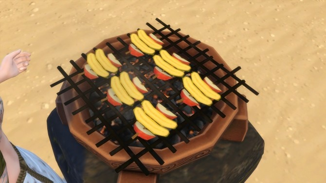 Ancestral BBQ of Sulani by Serinion at Mod The Sims image 2164 670x377 Sims 4 Updates