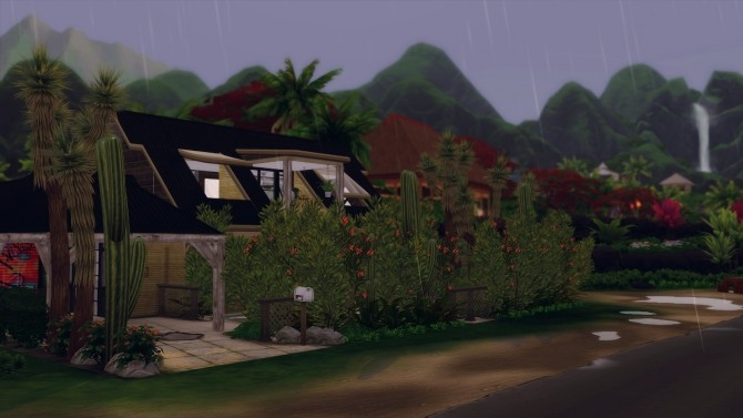 Sims 4 48 | TUCAN house at SoulSisterSims