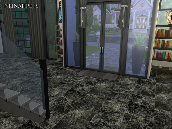 Acheiseo Marble Tile Floors by neinahpets at TSR image 228 Sims 4 Updates