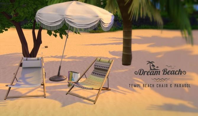 Dream Beach set (P) at Leo Sims image 2353 670x392 Sims 4 Updates