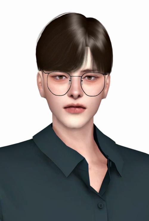 Sims 4 JM Hair at Lemon Sims 4