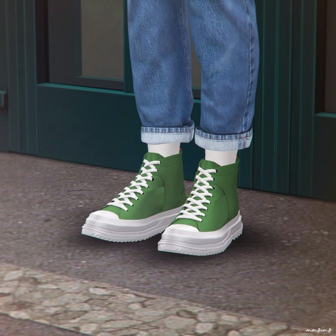 Shark tooth Sneakers at MMSIMS image 2574 670x670 Sims 4 Updates