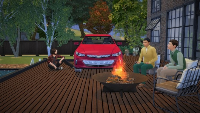 Chevrolet Volt at LorySims image 2682 670x377 Sims 4 Updates