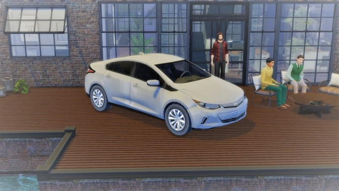 Chevrolet Volt at LorySims image 2692 670x377 Sims 4 Updates