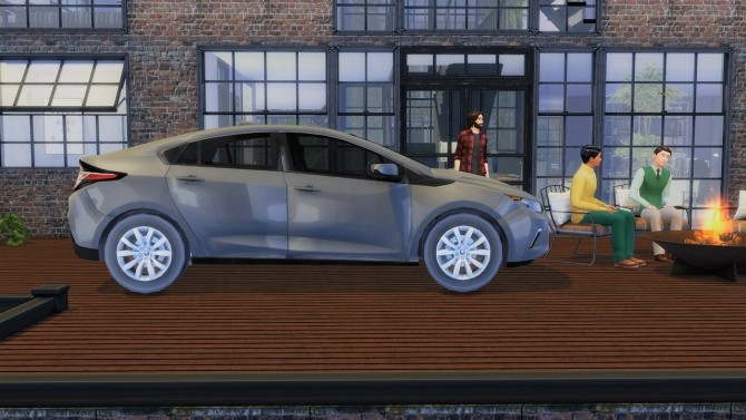 Chevrolet Volt at LorySims image 2702 670x377 Sims 4 Updates