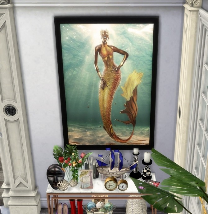 THE BEAUTY OF MERMAIDS at Paradoxx Sims image 2763 670x692 Sims 4 Updates