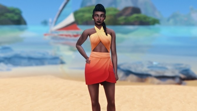Satori Green at Miss Ruby Bird image 283 670x377 Sims 4 Updates