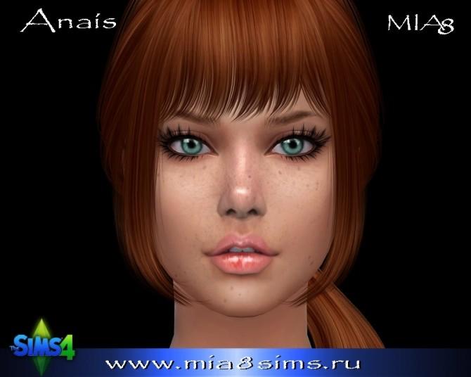 Anais at Mia8Sims image 2863 670x536 Sims 4 Updates