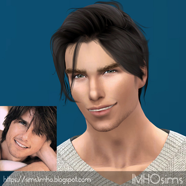 Sims 4 Male Poses #17 at IMHO Sims 4