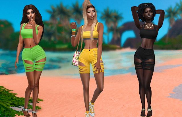 Sims 4 Sunny Set at Teenageeaglerunner