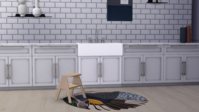 BUTLER STOOL at Meinkatz Creations image 3601 670x377 Sims 4 Updates