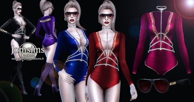 SIRELVA set sunglasses and body at Jomsims Creations image 3651 670x355 Sims 4 Updates