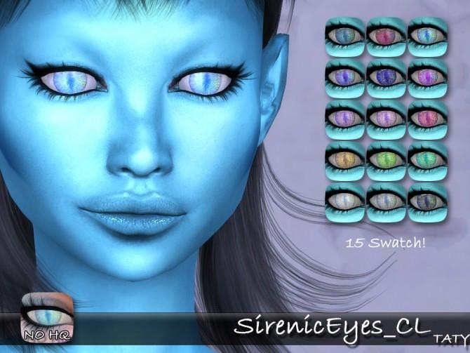 Sirenic eyes at Taty – Eámanë Palantír image 3743 670x503 Sims 4 Updates