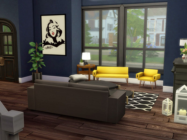 Sims 4 Historical Apartment by Ms Jessie at TSR
