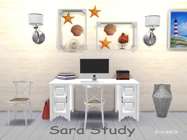 Study Sara by ShinoKCR at TSR image 3918 Sims 4 Updates