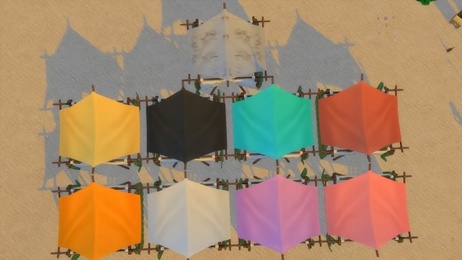 Wooden arbor of castaways by Serinion at Mod The Sims image 4111 670x377 Sims 4 Updates