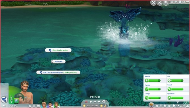Mermaids Expanded by SpinningPlumbobs at Mod The Sims image 42111 670x381 Sims 4 Updates