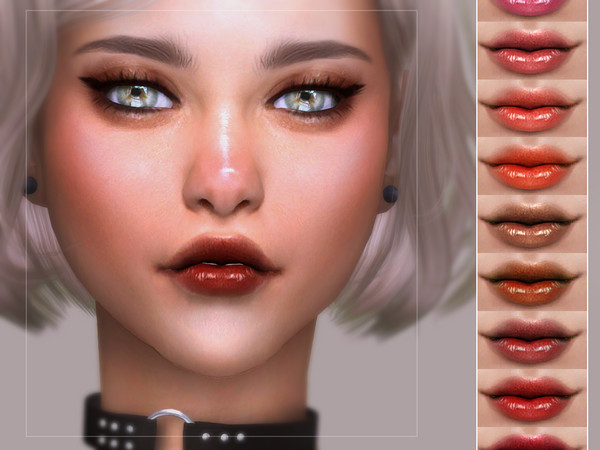 Ultimate Lip Colour by Screaming Mustard at TSR image 4318 Sims 4 Updates
