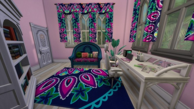 Sims 4 Fortunes Fool house by SimMermaid at Mod The Sims