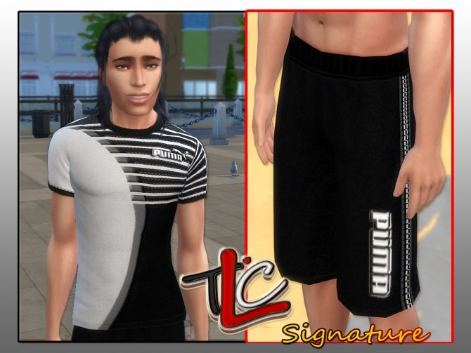 Sims 4 Athletic Pack Set by terriecason at Mod The Sims