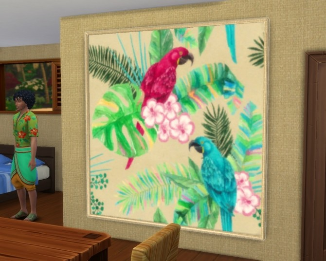 Pictures, wallpapers and rugs at Mara45123 image 5017 670x536 Sims 4 Updates