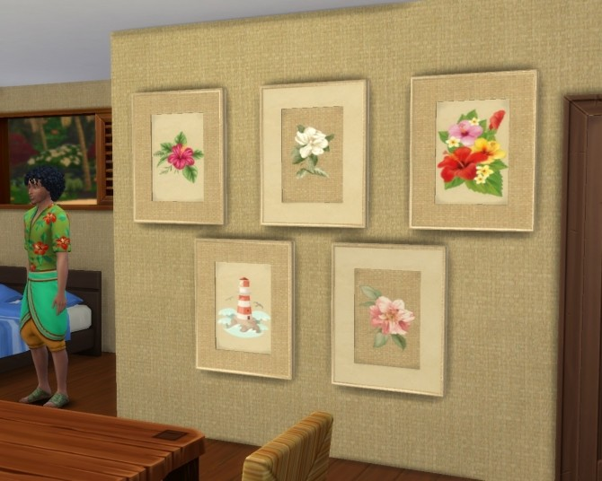 Pictures, wallpapers and rugs at Mara45123 image 5120 670x536 Sims 4 Updates