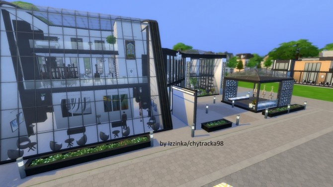Modern Art Gallery Mussa by chytracka98 at Mod The Sims image 5212 670x377 Sims 4 Updates