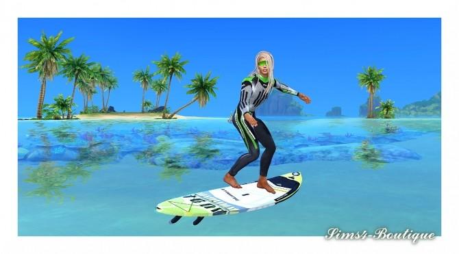Sims 4 Neopren Wet Suit 2 XU at Sims4 Boutique