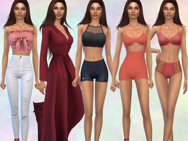 Sims 4 Havana Trahan by divaka45 at TSR